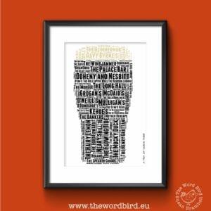Pint of Dublin Pubs The Word Bird