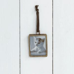 REX Brass Hanging Frame - C