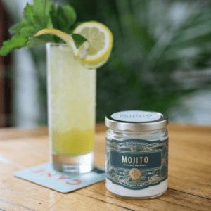 REW Mojito Cocktail Candle - C