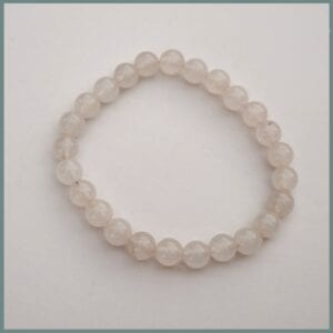 Rose-Quartz-stretch-beaded-gemstone-bracelet