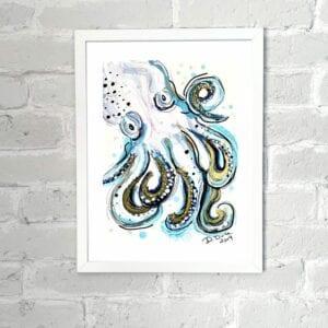 Wird octopus FRAME