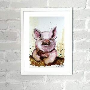 Smug pig 50FRAME