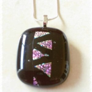Purple Triangles Dichroic