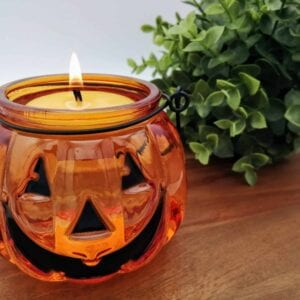 Floating beeswax candles (5)
