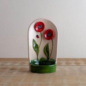 Candleholder Poppy