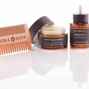 AromaBuff Beard Gift Set