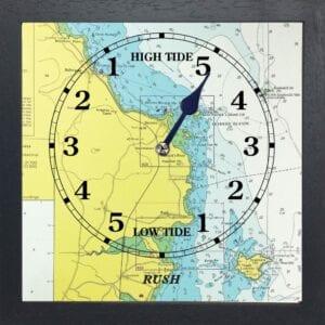RUSH-TIDE-CLOCK