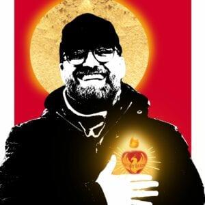 The Sacred Heart Jurgen Klopp web