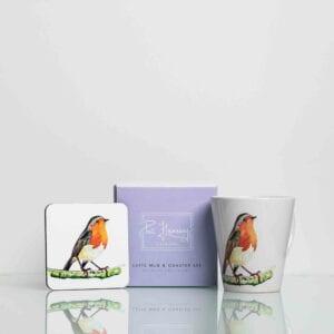 Mug Set - Robin