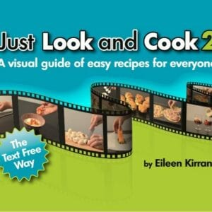 Just Look and cook 2 cover