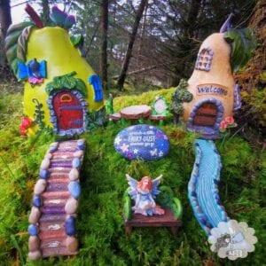 irish fairy garden houses