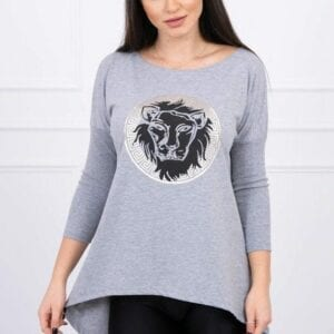 eng_pm_Blouse-with-longer-back-and-lion-graphics-gray-S-M-L-XL-16627_1