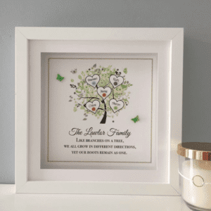 As Cute as a Button Personalised Frames Prints