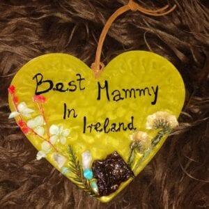 Best Mammy in Ireland . Mothers Day Gift Idea
