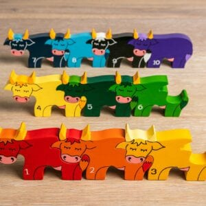 Action Cow Row 2