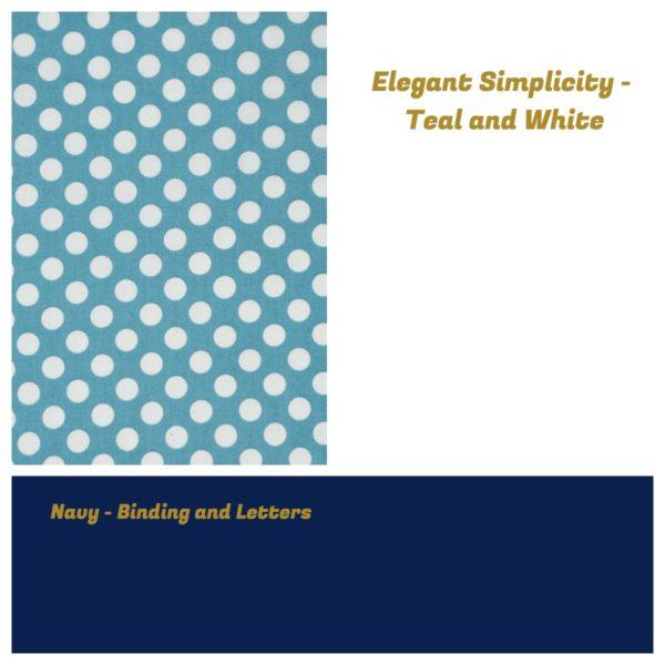 Bunting - Elegant Simplicity