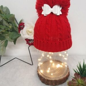 rsz Hollis Red White Bow Hat