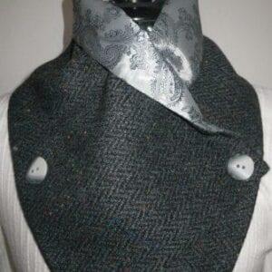 Ladies Tweed Scarf