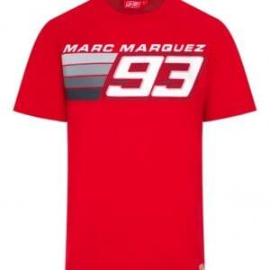 Marc Marquez Stripes 93 T-shirt