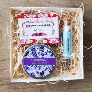aran gift box