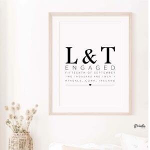 Engagement Print-23