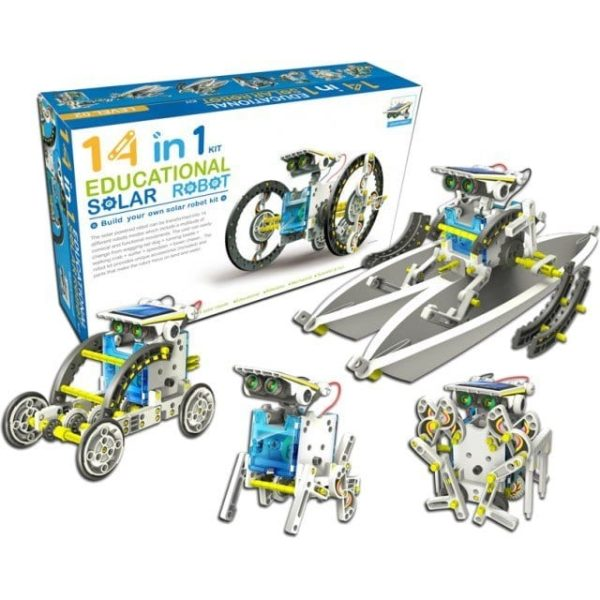 14in1 robot