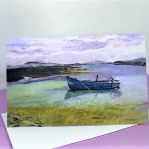 View from Carbery Island card