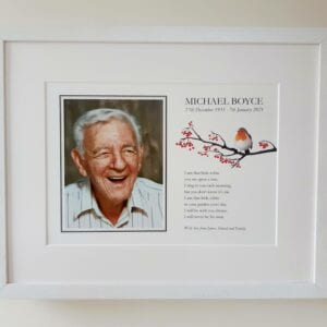 RIP_LARGE ROBIN_MAN A3_ special gift_personalised.