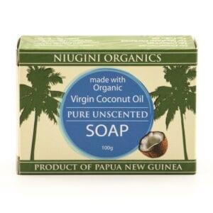 Niugini Organics Pure Soap