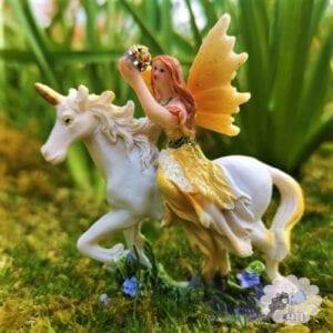 unicorn fairy figurine ireland
