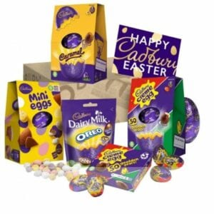 Cadbury Easter Egg Hamper