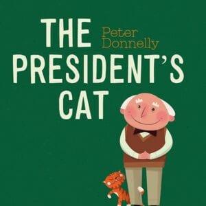 pikodo_the presidents cat_kids books_irish books