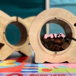 Pig money box 2