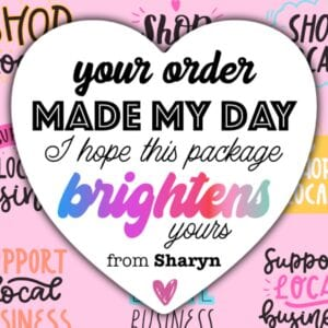 Your Order Made My Day