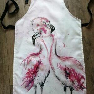 flamingo Aprons Handmade Aprons
