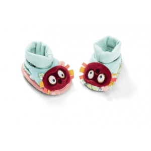 Georges baby slippers 2