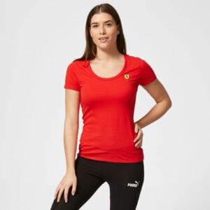 Womens Ferrari T-Shirt