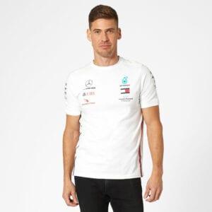 Mercedes T-shirt White