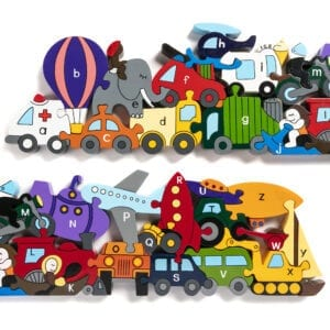 Alphabet Transport 2