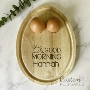 BBE002 - Good Morning Board - Egg