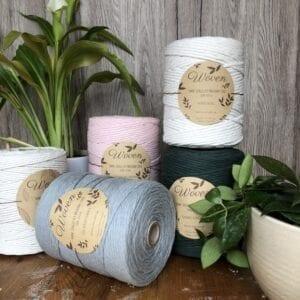 Macramé Cotton Cord