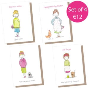 Mammy Collection of Irish Greeting Cards by Catherine Dunne