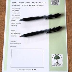 Shutle Art pens