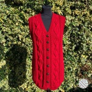 Full Front Waistcoat