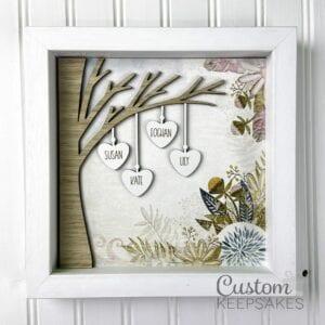 FRH003 - Family Tree Frame 2