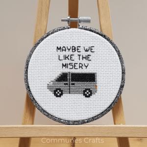 Van-life-cross-stitch-kit