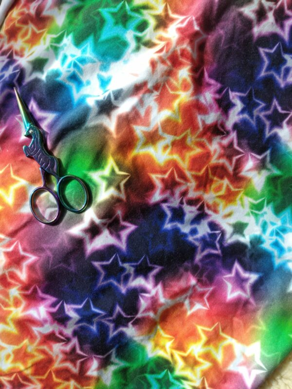 stars rainbow