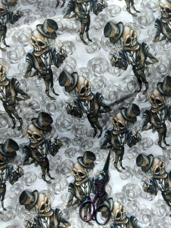 glassy skelettons
