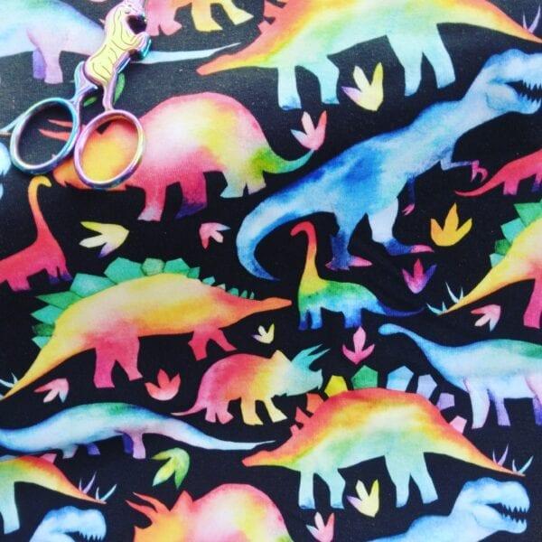 watercolors dino