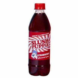 Red Cherry Syrup